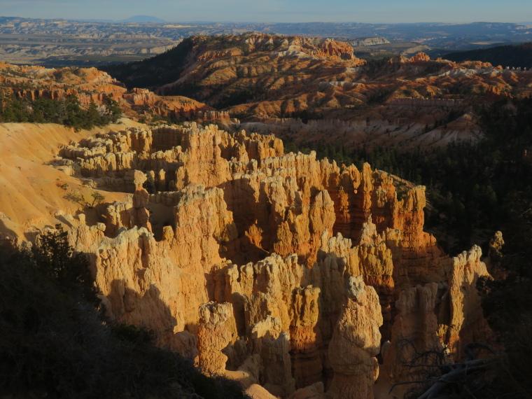Bryce Canyon: © William Mackesy