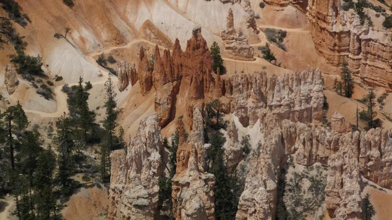 Fairyland Loop: Fairyland Loop Trail, Bryce Canyon  - © WalshTD flickr user