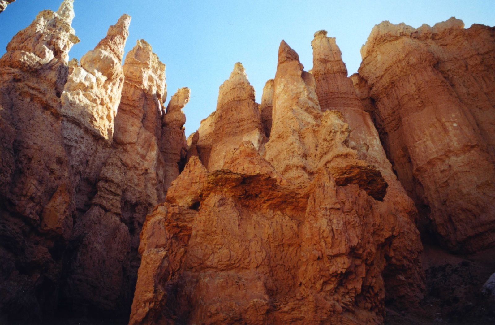 Organ Pipe Formation - © BJ flickr user