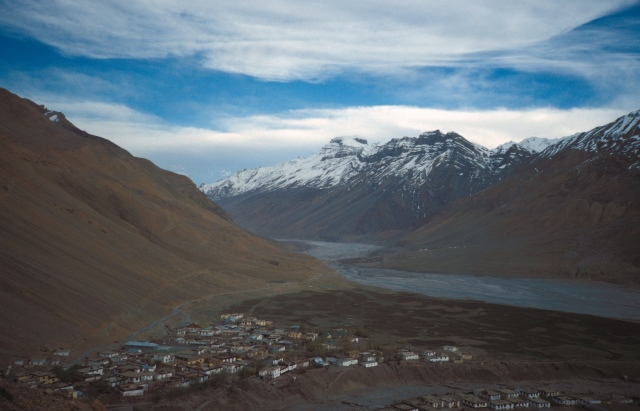 Tarik La : Spiti Valley - © Flickr user Sabamonin