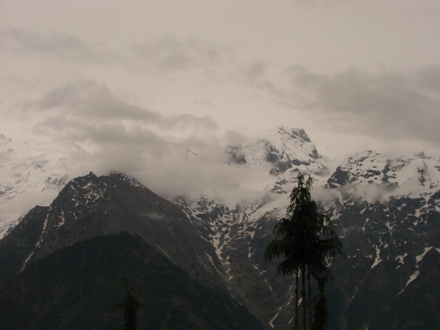 Kinnaur Kailash - © Flickr user Nivedita Ravishankar