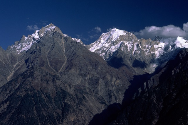 Kinnaur Kailash - © Flickr user Motohiro Sunouchi