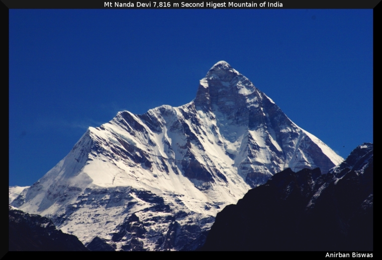 Nanda Devi - © Flickr user