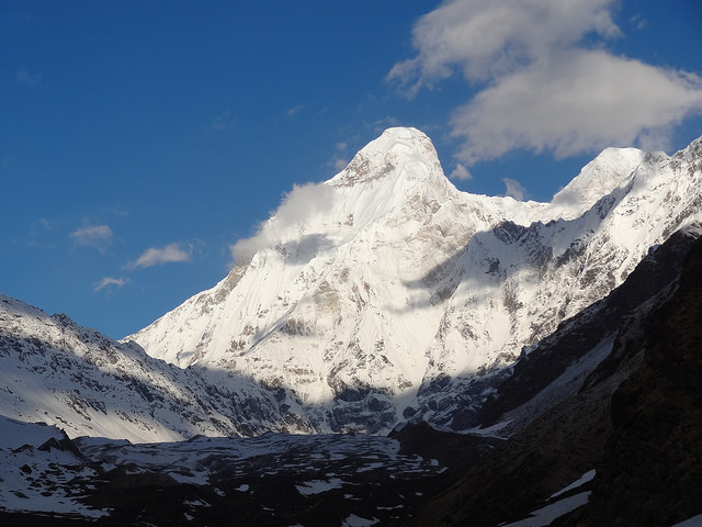 nanda Devi East - © Flickr user deeltijdgod