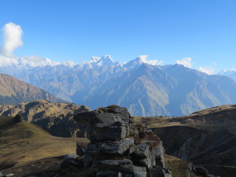 India NW: Uttarakhand/Garwhal, Kuari Pass (Curzon Trail) , , Walkopedia