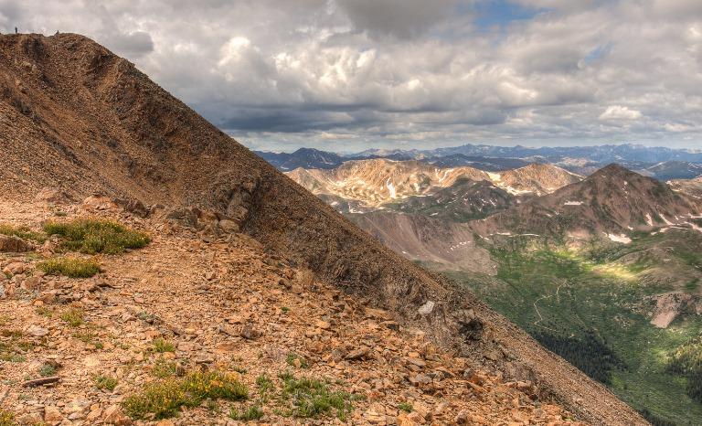 USA Western, Mounts Elbert and Massive, Mount Elbert Hike , Walkopedia