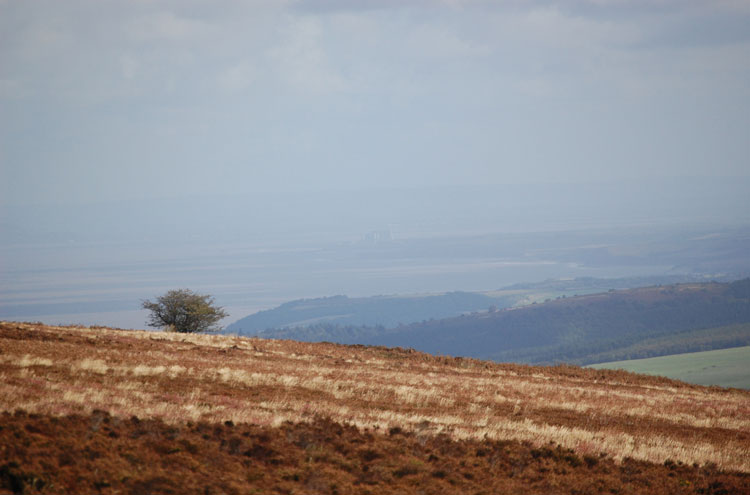 Dunkery Beacon: View From Dunkery Beacon - © By Flickr user Strife