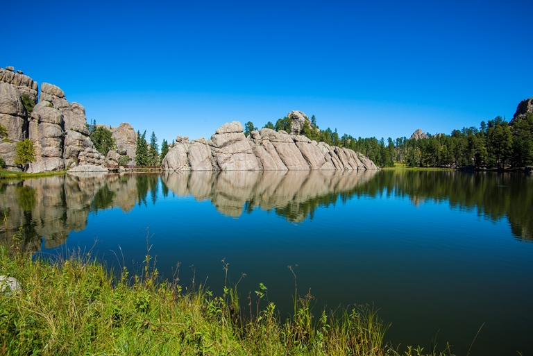 Black Hills and Grasslands, South Dakota: Slyvan Lake-South Dakota Black Hills  - © Jerry and Pat Donaho flickr user