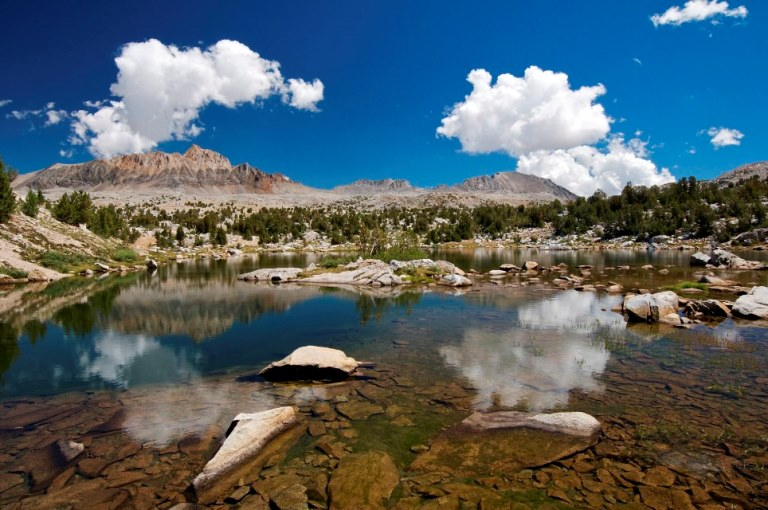 Humphreys Basin, John Muir Wilderness  - © steve dunleavy flickr user