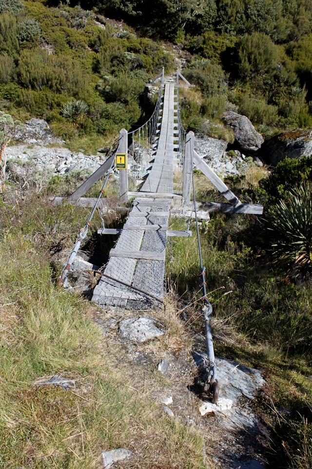 New Zealand Hiking the ReesDart Track - ©  Eli Duke flickr user