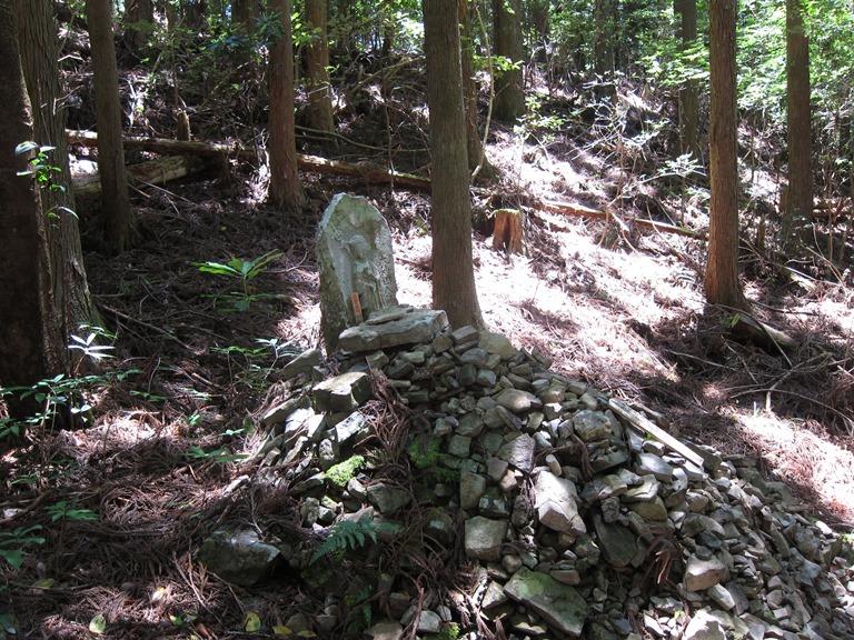 Japan Kansai: Kii Peninsula, Nakahechi Trail , modesty of the oji, Walkopedia