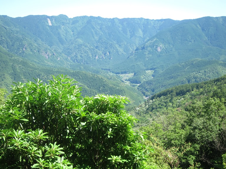 Japan Kansai: Kii Peninsula, Nakahechi Trail , Across Koguchi basin , Walkopedia