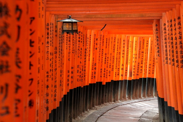 Fushimi Inari - © Flickr user- themonnie