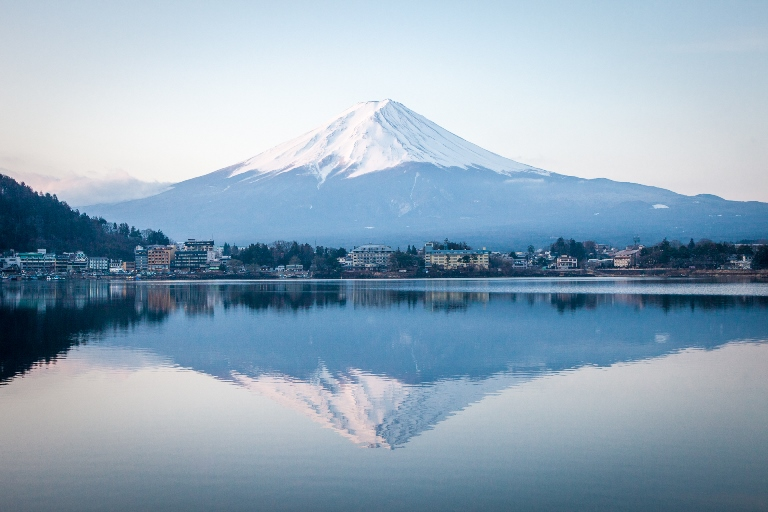 Fuji-san (Mount Fuji) Area: © David Hsu flickr user