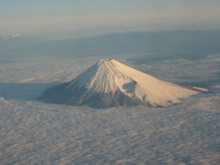 Fuji-san (Mount Fuji) Area: Mount Fuji  - © Joe Jones