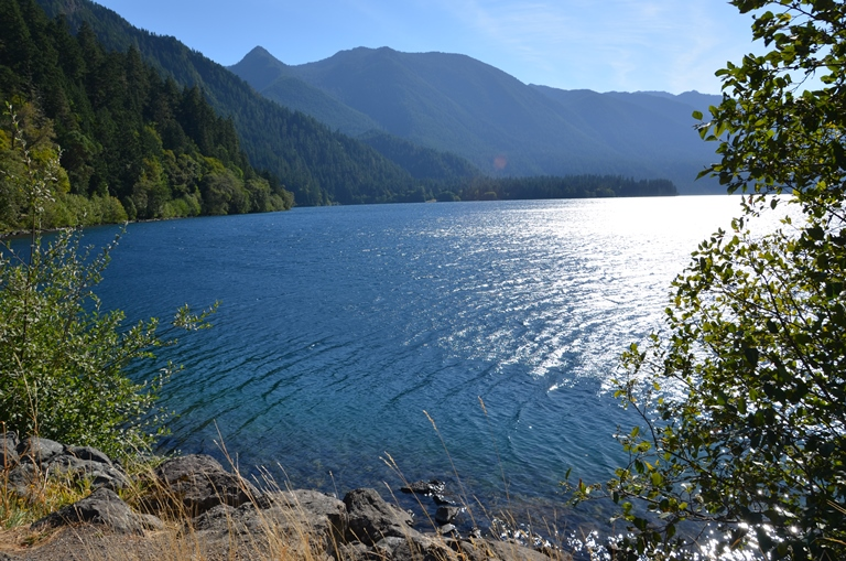 Lake Crescent Area: Lake Crescent, Washington  - © Ka!zen flickr user