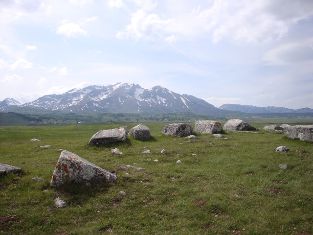 Bogomil stecci - mediaeval tombstones  - © Kudu Travel