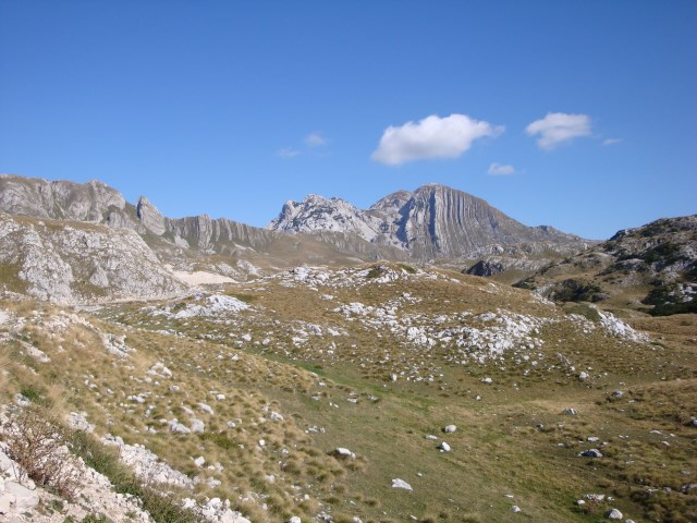Different views of the Durmitor massif - © Kudu Travel