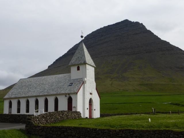 Denmark Faroe Islands, Faroe Islands, Vidareidi, Walkopedia
