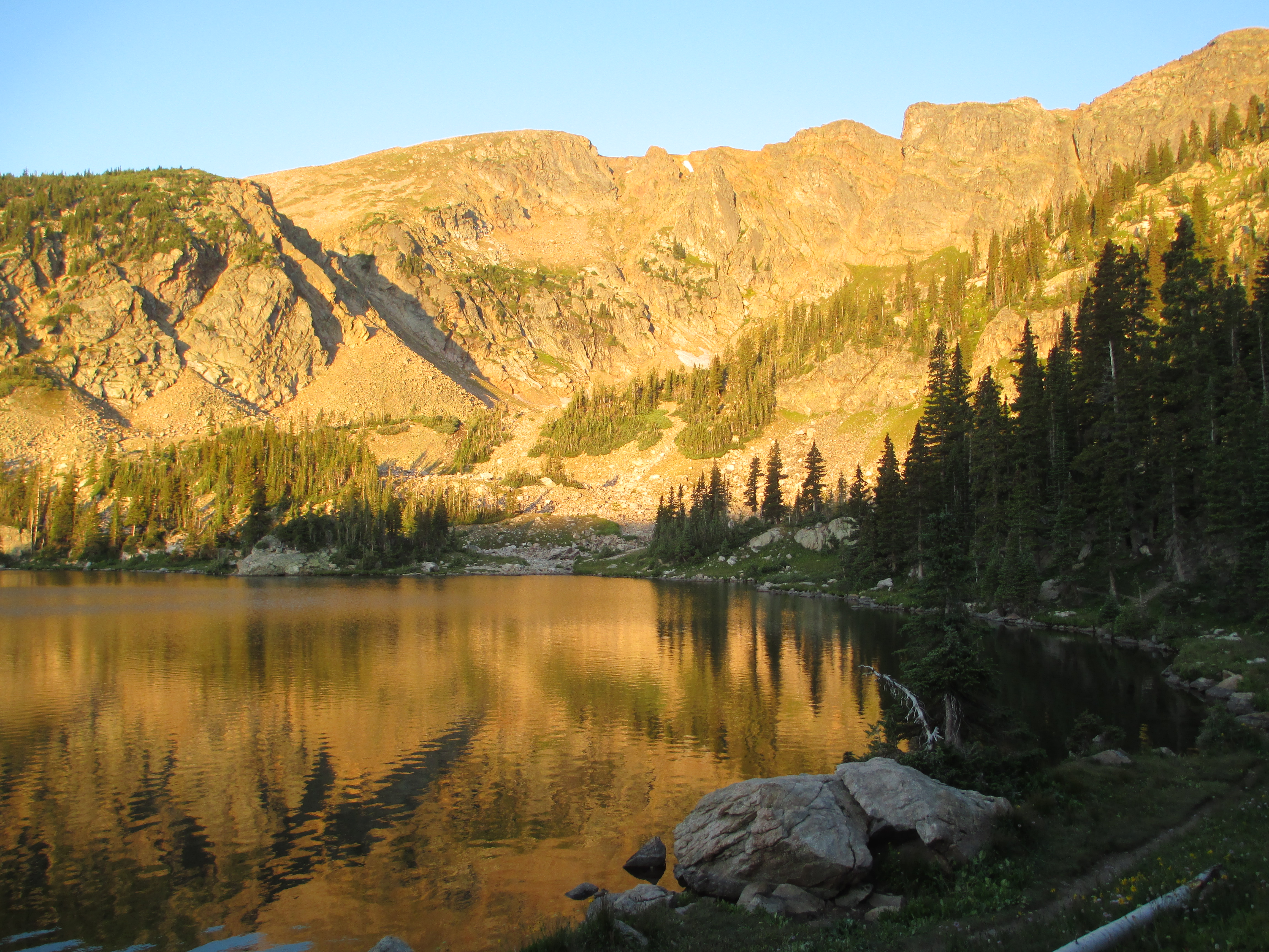 USA Western/Rocky Mountain NP, James Peak/Indian Peak Wilderness Area, , Walkopedia