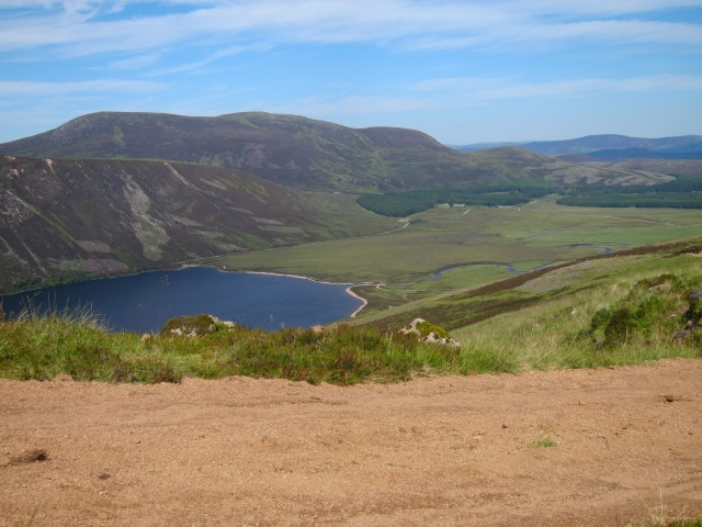 United Kingdom Scotland Cairngorms, Capel Mounth Track, , Walkopedia