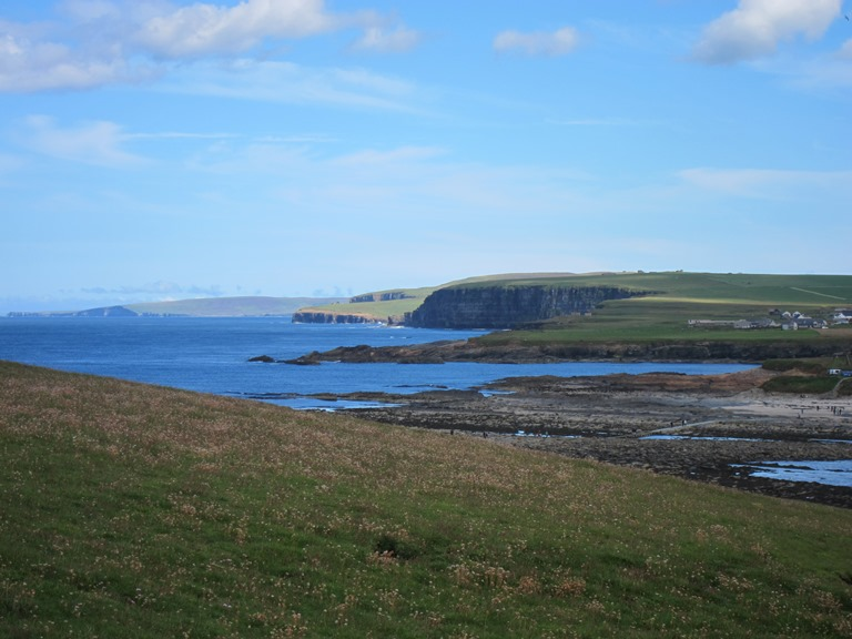 Brough of Birsay - © William Mackesy