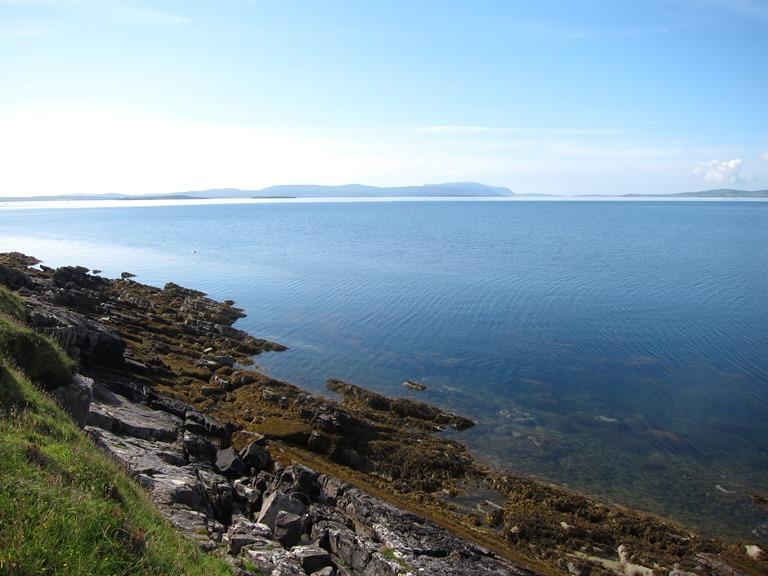 United Kingdom Scotland Orkney Islands, Orkney Islands, Hunda - over Scapa Flow to Hoy, Walkopedia