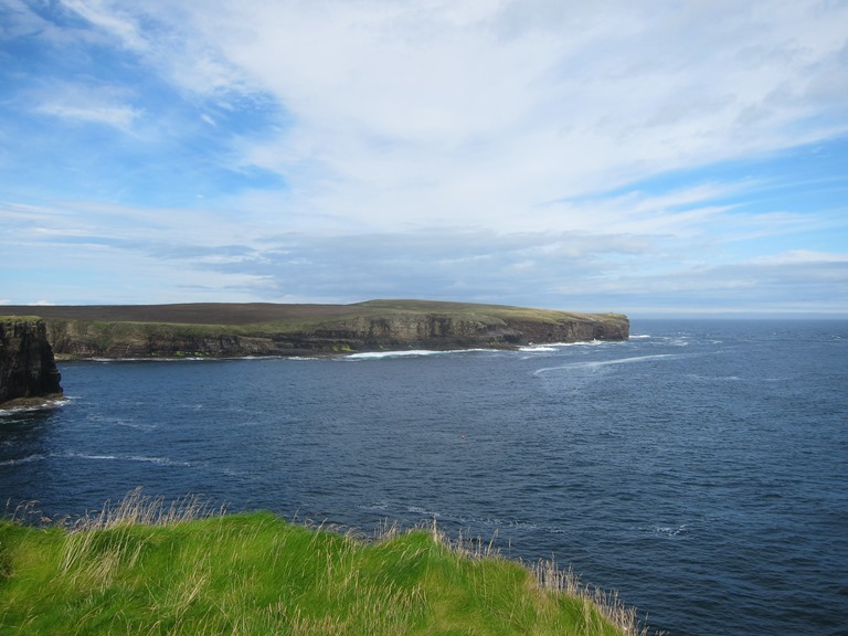 United Kingdom Scotland Orkney Islands, Orkney Islands, North from Brough of Deerness, Walkopedia