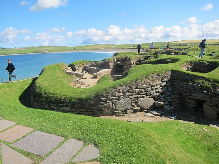 United Kingdom Scotland Orkney Islands, Orkney Islands, Skara Brae, Walkopedia