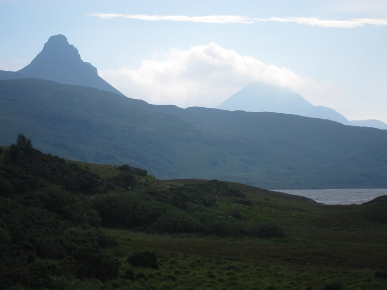 Assynt Peninsula: © William Mackesy