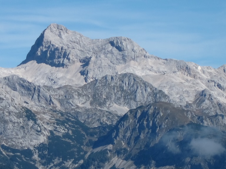 Triglav from Vrh Planje - © William Mackesy