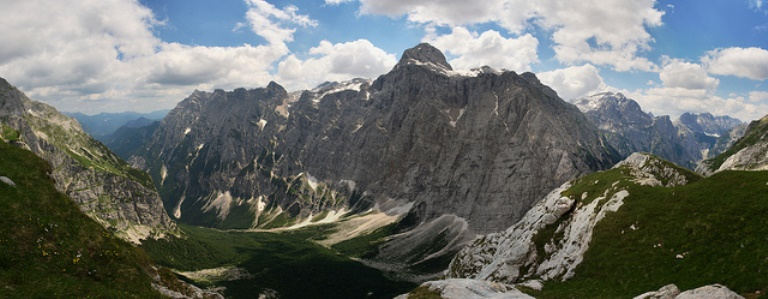 Slovenia Julian Alps, Triglav Lakes Valley, Triglav Valley , Walkopedia
