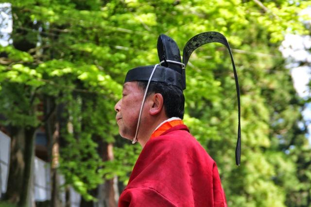 Festival participant - © Walk Japan