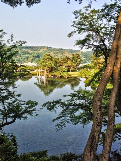 Japanese Garden - © Walk Japan