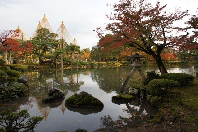 Kenrakuen, Kanazawa - © Walk Japan