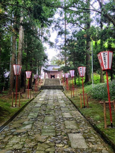 Temple - © Walk Japan