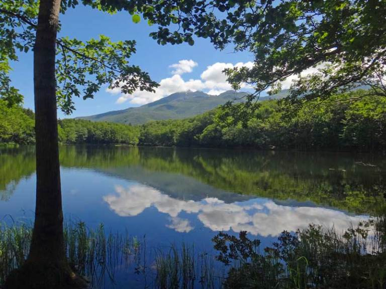 Lake - © Walk Japan