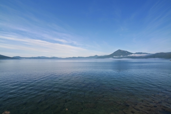 Lake Shikotsu - © Walk Japan