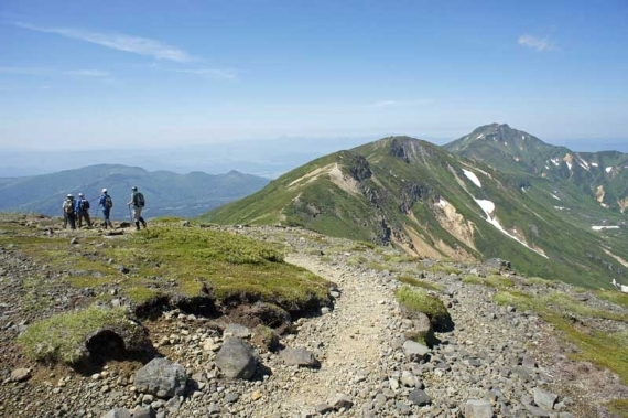Mt. Tokachidake 2 - © Walk Japan