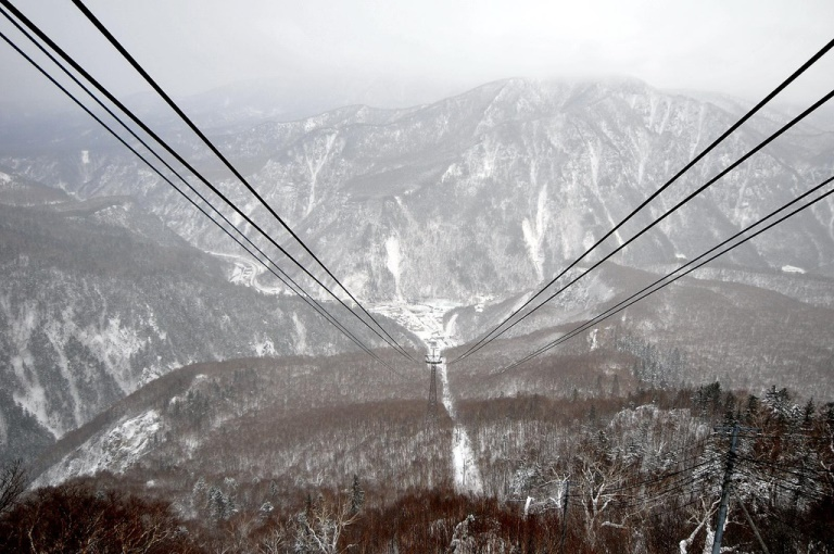Mt Daisetsu-zan  - © flickr user- Jereme Wong