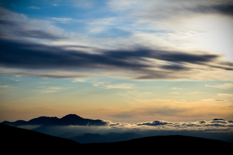 Sunrise @ 6,020 ft  - © flickr user- Kevin Jaako