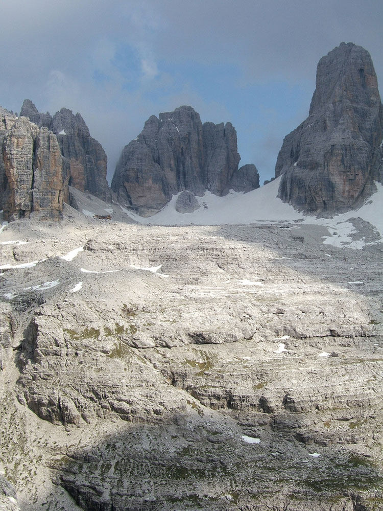Brenta Dolomites - ©By Flickr user Giustino...