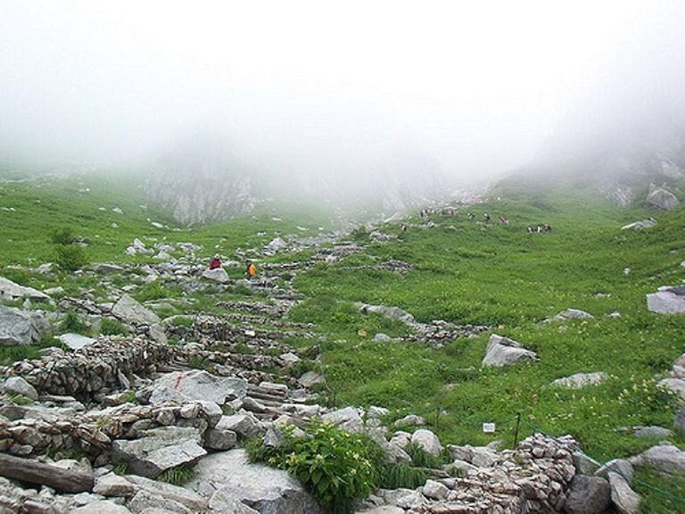 Mt. Kiso-Komagatake trekking - © Flickr User - Hajime NAKANO