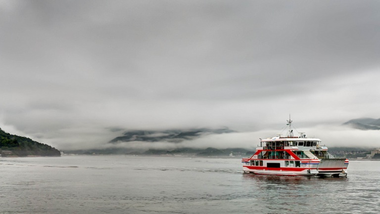 The Miyajima Ferry - © Flickr User - Joe deSouza