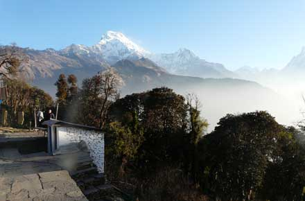 Annapurna Sanctuary: © By Richard Winter