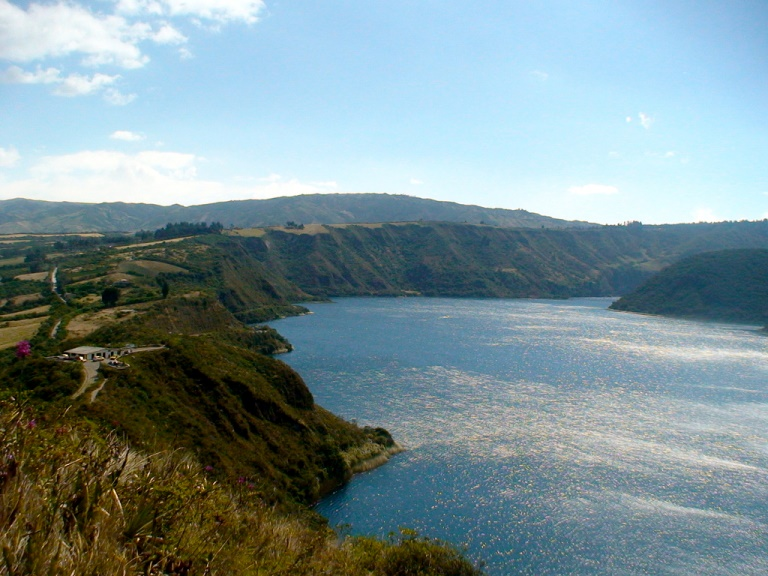 Otavalo Area: Laguna de Cuicocha - © Flickr user - Antonio Bustamante