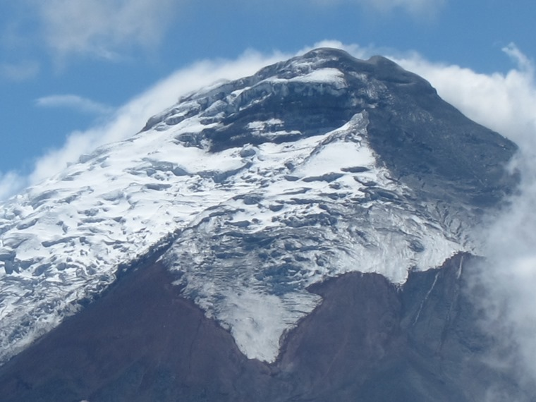 Volcan Cotopaxi: Cotopaxi summit - © William Mackesy