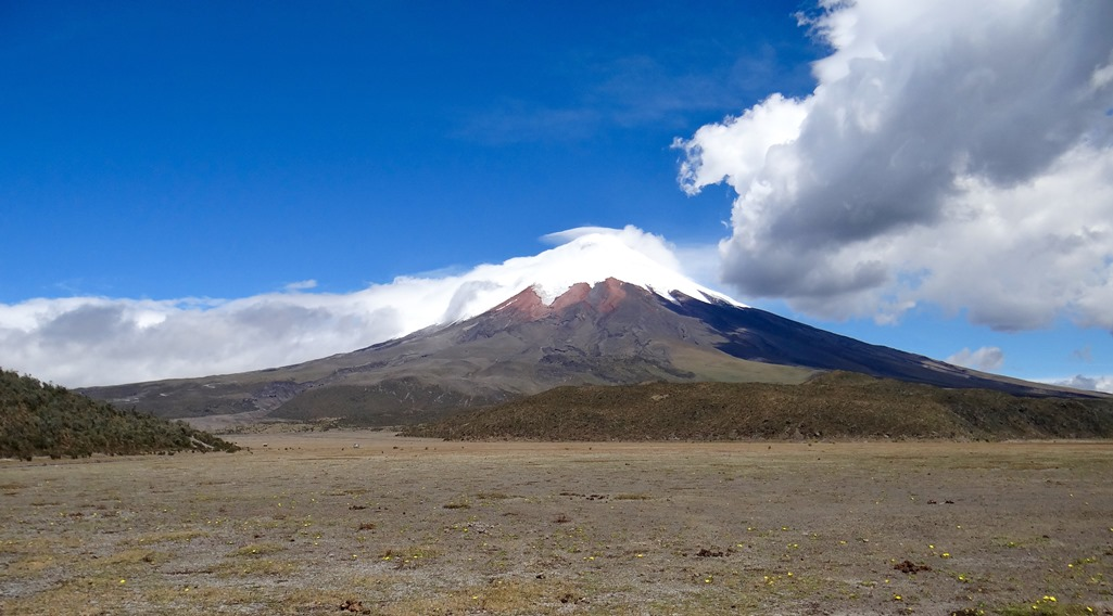 Cotopaxi - © Flickr User - Florent Figon