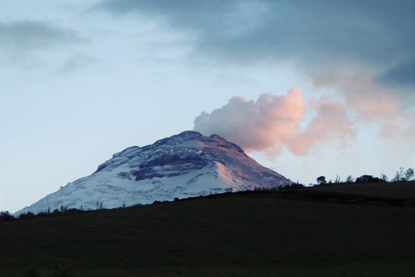Volcan Cotopaxi: Cotopaxi - © Flickr User - Isabelle Odent
