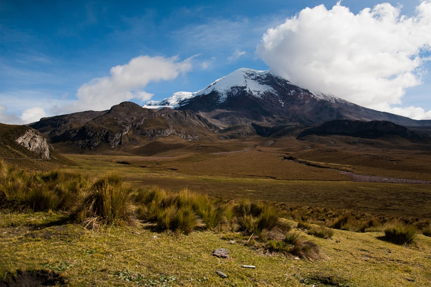 Chimborazo - © Flickr User - Brigitte Djajasasmita